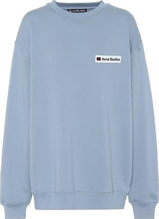 Acne Studios Oversize Sweatshirt aus Baumwolle