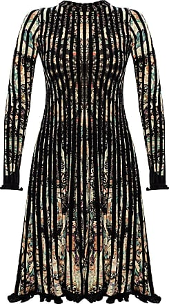 Etro Patterned Dress Womens Multicolour