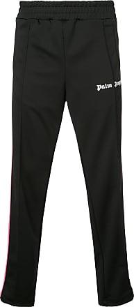Palm Angels logo track pants - Black