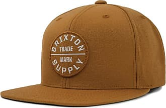 d490760b8d5 Brixton Mens Oath Iii Medium Profile Adjustable Snapback Hat Baseball Cap