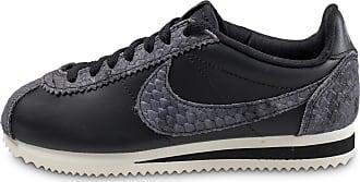 Nike Classic Prm Et Running Noire Grise Rétro Cortez Femme ZawqFnWZH