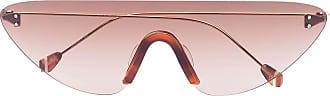 Kaleos Óculos de sol gatinho Brown Wells - Marrom