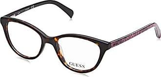 GUESS GU9159 GU9159 001 47 Rectangular Optical Frames 47 Clothing Nero Lucido