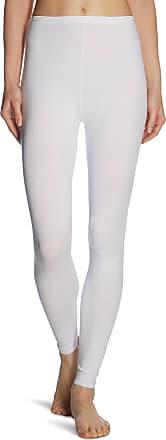 Schiesser Womens Luxury Plain Long Johns - White - Weiß (100-weiss) - 22 (Brand size: 4XL)