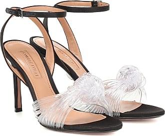 Samuele Failli Satin and PVC sandals