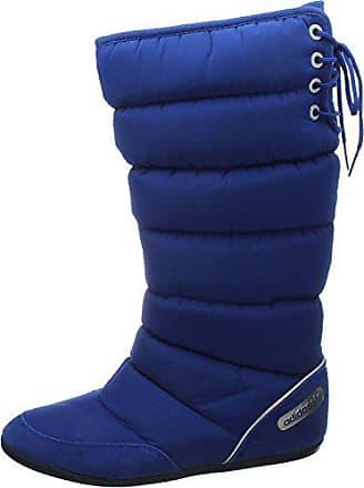 adidas stiefel damen blau