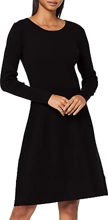 EDC by Esprit Womens 099cc1e018 Dress, Black (Black 001), X-Large
