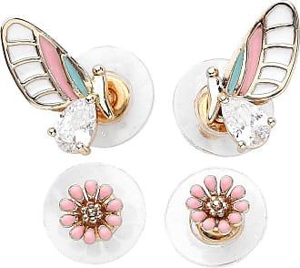 Wildcat Butterfly Earrings Set