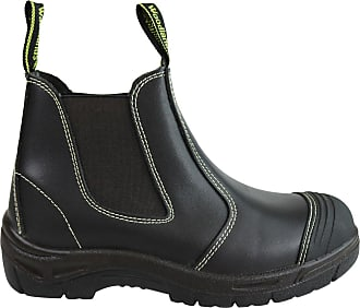 59f31f27d0b Woodlands Foreman Womens Leather Steel Toe Work Boots