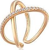 Chow Sang Sang 18K Gold Diamond Ring