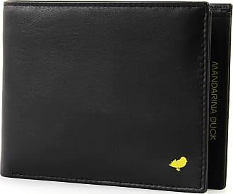 Mandarina Duck Color Duck Classic Wallet Black