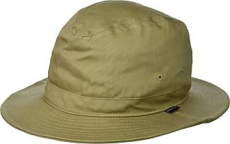 2d6f74313fe3f Brixton Mens Ronson Quilted Short Brim Cotton Fedora Hat Newsie Cap