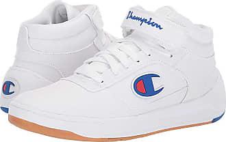 f7163686b Champion Super C Court Mid CVS (White) Mens Classic Shoes