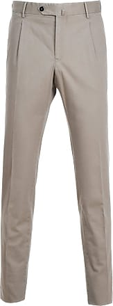 PT01 Fashion Man DL11Z00PA2TU180060 Beige Cotton Pants | Spring Summer 20