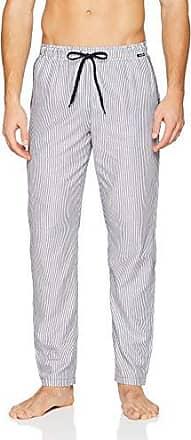 Skiny Herren Schlafanzughosen Recreate Sleep Hose kz, Gr