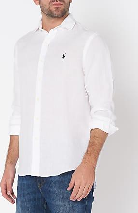 2908fb9ecc5 Chemises Manches Longues Ralph Lauren®   Achetez jusqu  à −70 ...