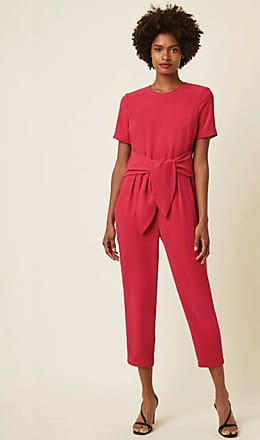 Great Plains Soho Jumpsuit In Cerise - 12