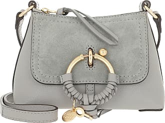 805a0814697b9 See By Chloé Joan Mini Crossbody Bag Skylight Umhängetasche grau
