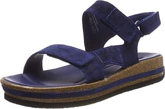 Think Womens Zega_484385 Sling Back Sandals, (Indigo 89), 6.5 UK