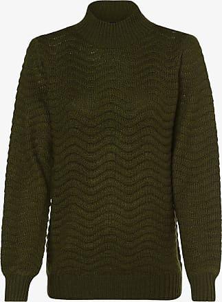 Y.A.S Damen Pullover - Yasbrentrice grün