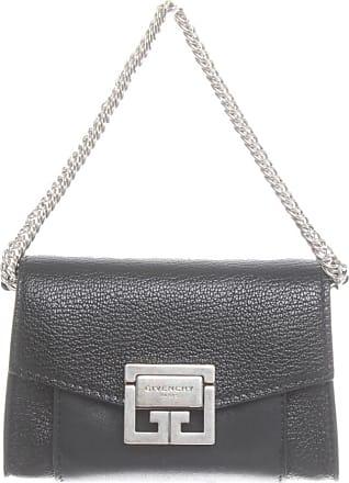 Givenchy gebraucht - Givenchy-Umhängetasche aus Leder in Schwarz - Damen - Leder