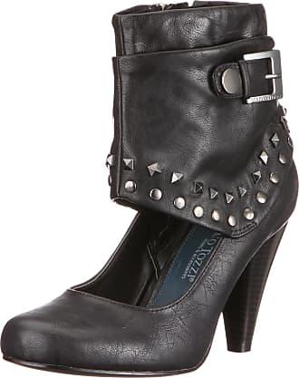 Marco Tozzi 22402 Womens Boots Synthetik, black2, Size 38 EU