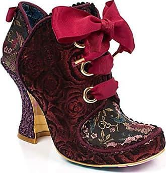 26f7a56aeac618 Irregular Choice Baroness Damen Ankle Stiefel 41 EU