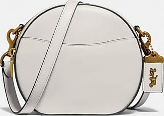 Coach Canteen Crossbody in White