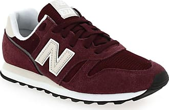 basket new balance femmes rouge