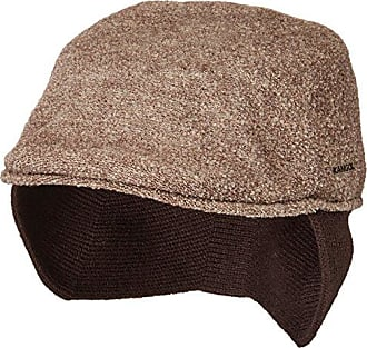 a7acba0c2797 Delivery: free. Kangol Mens Boiled Wool Earlap 507, Morel, M