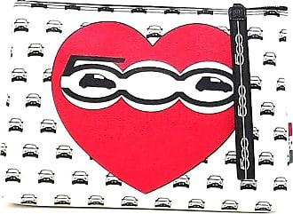 Gabs GABS Fiat 500 Womens Handbag Atlanta Heart