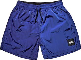 Weekend Offender Stacks Nylon Short, Electric Blue, XL