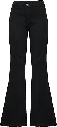 We Fit Store Calça Jeans Nervura Preta - Mulher - Preto - 38 BR