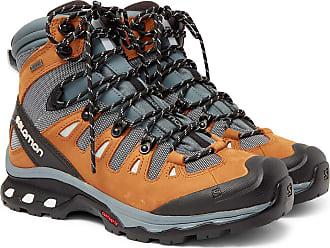 2593c8c5daf Salomon Quest 4d 3 Gore-tex And Nubuck Hiking Boots - Orange