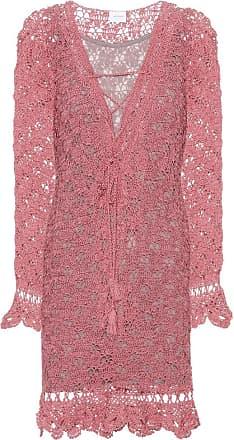 Anna Kosturova Häkelkleid Summer aus Baumwolle