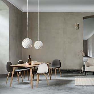 GUBI Rectangular Dining Table