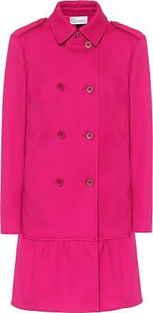 Red Valentino Doppelreihiger Mantel
