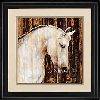 Paragon Picture Gallery Horse II Framed Wall Art - 3534