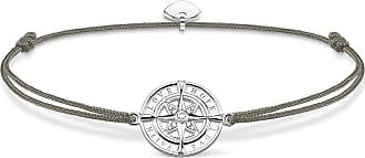 Thomas Sabo Thomas Sabo bracelet grey LS078-401-5-L20V