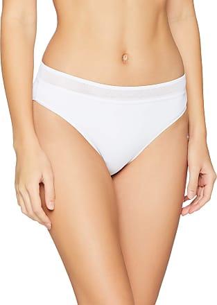sloggi Womens Ever Fresh Tai Brief, White (White 0003), 22 (Size: X-Large)