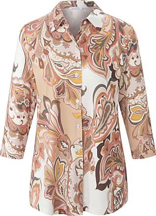Efixelle Jersey blouse 3/4-length sleeves Efixelle multicoloured