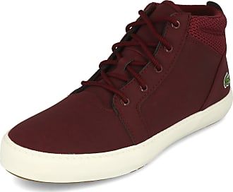 60560e5d8ac1a2 FOOTWEAR - High-tops   sneakers. £71.00 £89.00. Delivery  £9.00. Lacoste  Ampthill 318 1 CAW Burgundy Off White 40