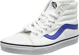 6dd2f60802 Vans Unisex-Erwachsene SK8-Hi Reissue High-Top Weiß (Canvas White
