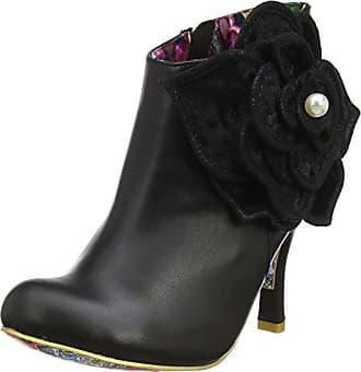 6e13578b3efa47 Irregular Choice Pearl Necture, Bottes Classiques Femme - Noir - Black  (Black New)