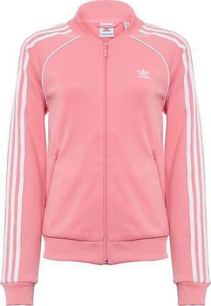 d4adc29220b adidas Jaqueta Sst Adidas Originals - Rosa