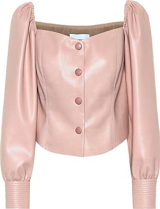 Nanushka Exclusive to Mytheresa - Irene faux leather top