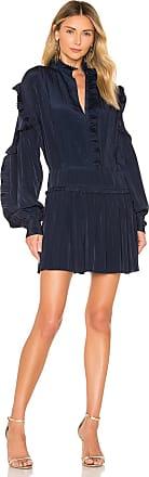 Joie Jazelle Dress in Navy