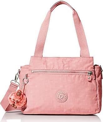 Kipling Elysia Solid Convertible Crossbody Bag, strawberry pink tonal