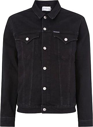 Calvin Klein Jeans Jacke FOUNDATION black denim