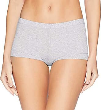 Maidenform Womens Dream Cotton Boy Short, Grey Heather, 7